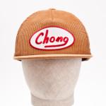 """"""" CHONG """" Corduroy Cap"""