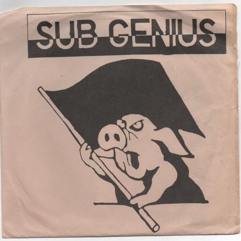 sub genius front